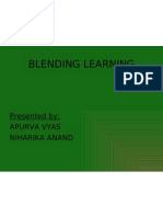 Blending Learning
