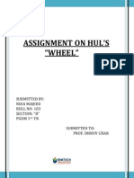 Assignment on Hul