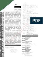 Leaflet Anniversary USEF 2012