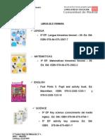 Libros 3ciclo
