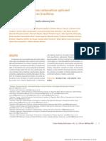 Classificação de rxs carbonaticas aplicavel as bacias sedimentares brasileiras