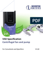 HVAC Specification for Variable Speed Drives V1.02