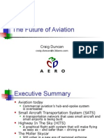 The Future of Aviation System