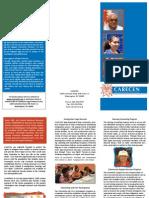 2012 CARECEN Brochure
