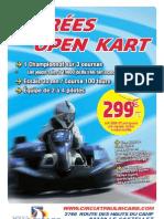 Soirées Open Kart