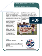 CARECEN Annual Report 2003