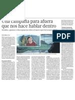 Analisis nuevo comercial Marca Peru 2012