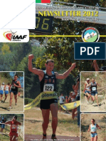 World Mountain Running Association. Annual newsletter May 2012