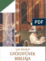 Earl Mindell - Gyógyfüvek bibliája