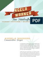 AMW Portfolio Resume 2012