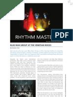 Rythym Masters by Heather Turk