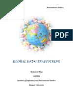 Global Drug Trafficking (IDS 610 International Politics)