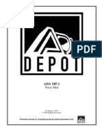ADA MP-1 Noise-Mod Doc