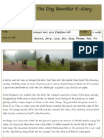 The Dog Rambler E-diary 05 July 2012