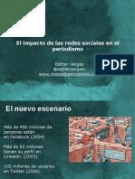 PONENCIA PDF - El Impacto de Las Redes Sociales en El Periodismo