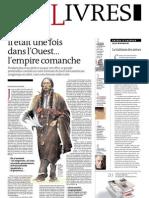 Supplément Le Monde des livres 2012.07.05