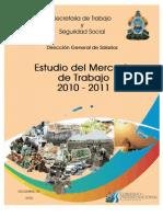 Estudio Socio Económico 2010-2011
