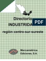 Directorio Industridata Por Region