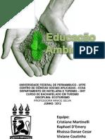 ecoturismo educação ambiental
