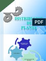 Distribucion de Planta Primera Parte