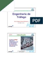 5 - Engenharia de tráfego