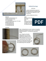 Orbital Earrings Tutorial