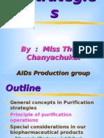 Purification Strategies
