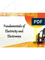Fundamentals of Electricity and Electronics
