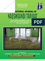 International Journal of Naqshbandi Tariqat July-sept 2012