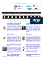 Friday - July 6, 2012 - ForeclosureGate Gazette