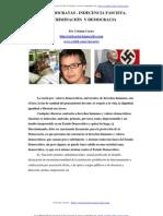 Discriminacion, Religion y Democracia, Cristian Carter