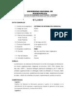 Sistemas de Informacion Gerencial 2012
