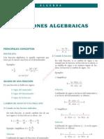 10 FRACCIIONES ALGEBRAICAS