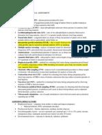 CH 10 - Antepartum Fetal Assessment