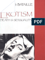 Bataille-Erotism, Death and Sensuality
