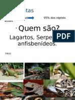 Squamatas