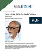shankar Mokashi-The Hindu June 21