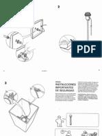 IKEA Orgel Desk Lamp Manual