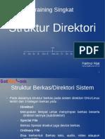 Struktur Berkas Direktori Linux
