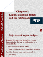 DBMS-Logical database design and the relational model