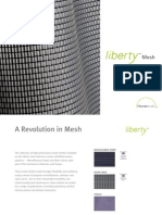 Humanscale Liberty Meshes Brochure