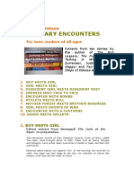 TAKE TEN Literary Encounters for Teen Readers