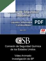 Sustancias Inflamables & Explosivas (Sesión III - Abril2012)