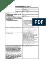 BMN310- Reassessment Brief