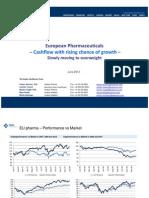 EU Pharma Sector June 2012