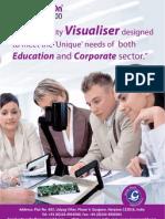visualiser-Genee-Vision8100