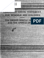 Cambridge Greek Testament, The Second Epistle General of Peter and the General Epistle of Jude, James, M. R. (Montague Rhodes), (1912)