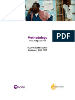 Methodology Mdg Scan 3 v 4
