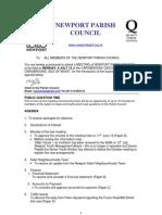 Agenda Npc 9th July 12