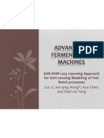 Advances in Fermentation Machines